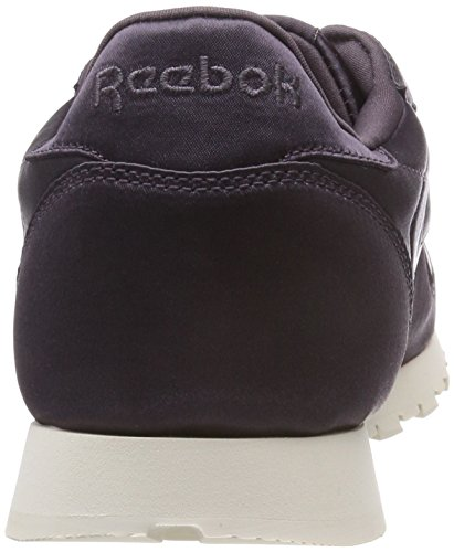 Femme Reebok Basses Classic Satin Leather Blanc Rose Sneakers RaR7Fq