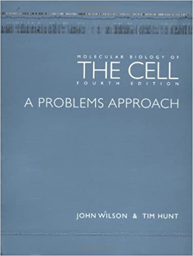 Molecular biology of the cell a problems approach john wilson molecular biology of the cell a problems approach john wilson tim hunt 9780815335771 amazon books fandeluxe Gallery
