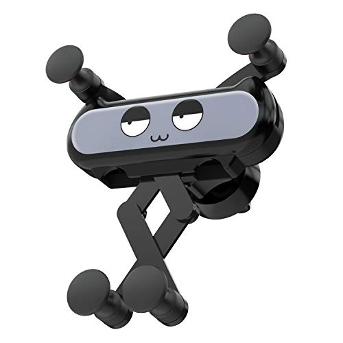 PEIPU Car Phone Mount,Vent Phone Holder Automatic Locking Universal Phone Mount for Car,Cell Phone Holder for All iPhone, Samsung, Android etc Smartphones
