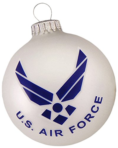 Amazon.com: Christmas by Krebs CBK80429 Made in the USA Military Logo &  Hymn Christmas Ball Ornament, 3.25-Inch, US Air Force: Home & Kitchen - Amazon.com: Christmas By Krebs CBK80429 Made In The USA Military