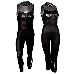 Fit2Race Sleeveless Triathlon Wetsuit Team in Training/F2R Sockeye Unisex