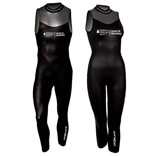 Triathlon Wetsuit - Team In Training F2R Sockeye Sleeveless Unisex - Triathlon Sleeveless Wetsuit