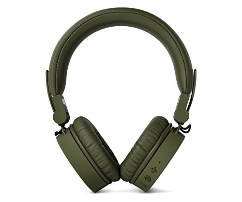 Fresh 'N Rebel Caps Headphones Bluetooth Army Gree...