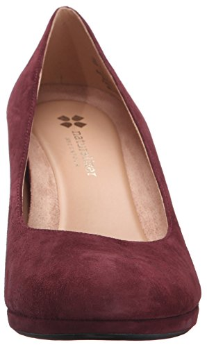 Michelle Naturalizer Pump Bordo Dress Women's PYw5qwxA1