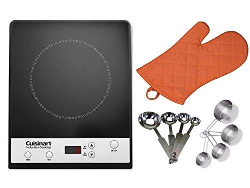 Cuisinart ICT-30 Induction Cooktop Kitchen Bundle