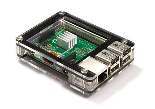Zebra Case Raspberry Black Included