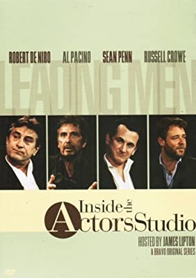 Inside The Actors Studio 2 Pack! Icons + Leading Men: Paul Newman / Robert Redford / Barbara Streisand / Clint Eastwood / Robert De Niro / Al Pacino / Sean Penn / Russell Crowe: Amazon.es: Cine y Series TV