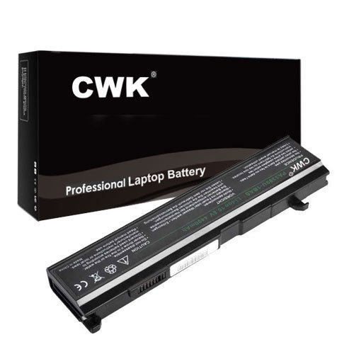CWK New Replacement Laptop Notebook Battery for Toshiba Satellite M45-S2691 M115-S3144 M105-S3021 M105-S3011 M40-129 M55-S325 M55-S3251 M55-S329 M55-S3291 M55-S331 M55-S3315 M105-S3000 A100-241 A100-151 M105-S3012 PA3399U-2BAS PA3478U-1BAS PABASO77 A100-027 A105 PABASO76 A80-142 M50-216 A105-S4000 M115-S3000 Tecra A3 A4 Toshiba PA3400U-1BRS PA3478U-1BAS PA3478U-1BRS PABASO57 PABASO77 M40 M45 M50 M55 M100 M105 M115 PA3478U-1BAS A105-S4384 A80 A100 A105 PA3399U-2BRS PA3399U-1BRS