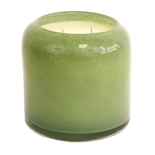 (Alassis Collection No. 3 Large 2-Wick Scented Candle, Eucalyptus & Bamboo)