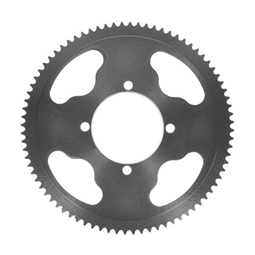 25 Chain Sprocket - Monster Motion #25 Chain Sprocket - 80 Tooth - 2-9/16