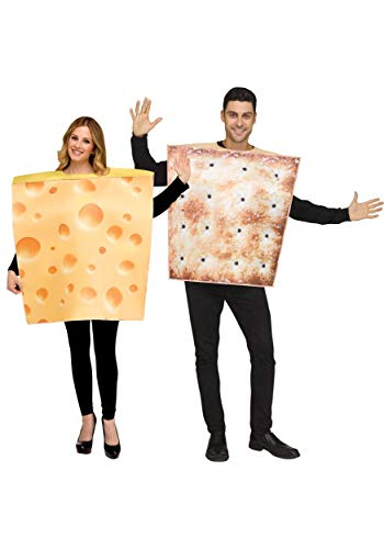 (Fun World Cheese and Cracker Costumes for)
