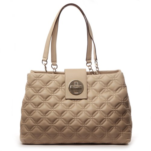 Kate Spade New York Astor Park Elena (Coffee Cream), Bags Central
