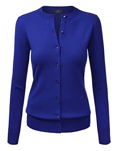 side button cardigan - 8