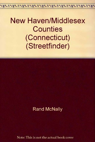 (Rand McNally New Haven Co / Middlesex Co Streetfinder (Streetfinder Atlas))