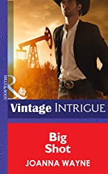 Big Shot (Mills & Boon Intrigue) (Big 'D' Dads - Book 3)