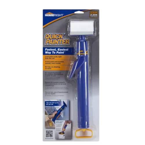 HomeRight C800567 Quick Painter Pad Edge - Roller Edge