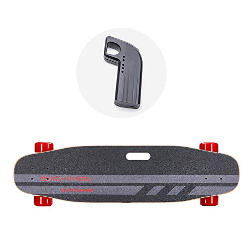 Benchwheel Electric Skateboard with Remote, Dual...