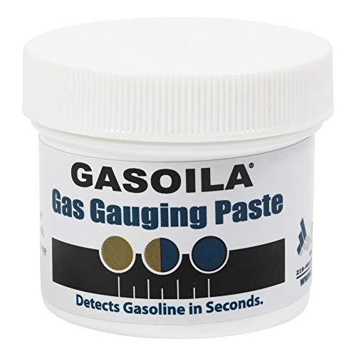 Gasoline Jet - Gasoila GG25 Gas Gauging Paste, 2.5 oz Jar
