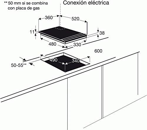 Electro - Vitroceramica Modular Induccion Indep. Electrolux ...