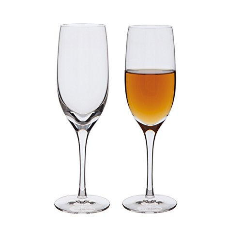 DARTINGTON CRYSTAL Wine Master Sherry Glass (Pack of 2), Crystal, 7x18.6x19 cm