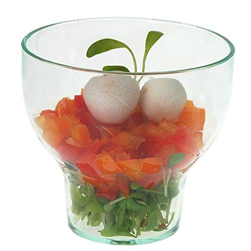 Venta en caja de 200 uds (10 bolsas de 20 uds) degustaciones de aperitivos en catering y hostelería: Amazon.es: Hogar