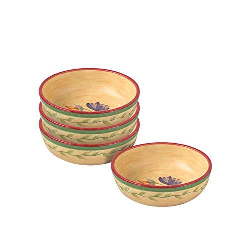 (Pfaltzgraff Napoli Individual Salad Bowls, Set of 4)