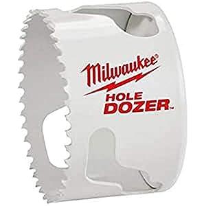 Milwaukee Electric Tool 49-56-0193 Bi-Metal Hole Saw, 3-1/2″