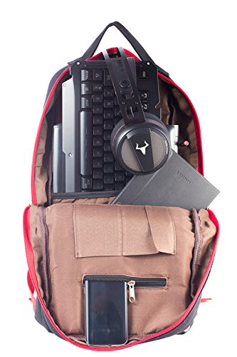 Daypack Taurus Gaming Itek Grigio Casual Scuro Gaming Grey Itek UwqXPUt
