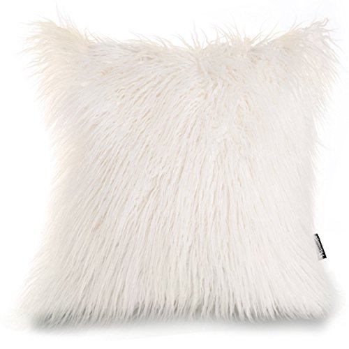 Phantoscope Decorative New Luxury Series Merino Style White
