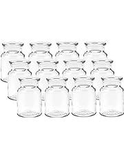 6/12/24/30 stuks ronde minivazen glazen flesjes kleine decoratieflessen flessen vazen vaas glazen flessen bloemenvaas