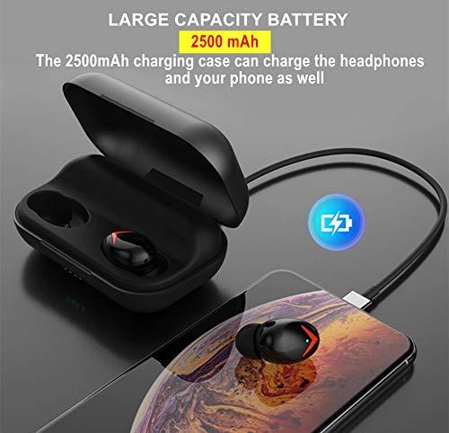 Siikii Auriculares Bluetooth, auriculares inalámbricos Bluetooth ...