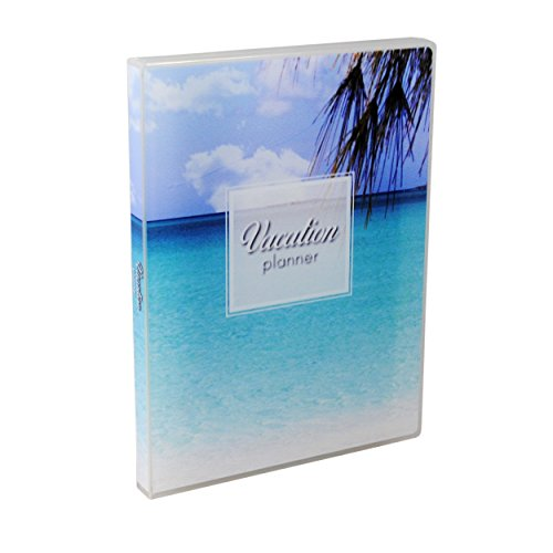 Travel Planner and Journal (Beach Themed Case)
