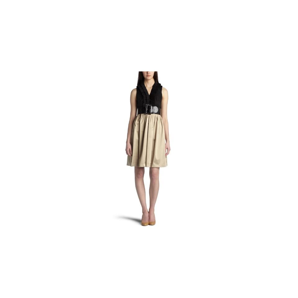 Eliza J Womens Shirt Dress