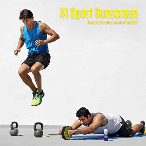 Coppertone SPORT SPF 50 Sunscreen Spray + SPORT Face SPF 50 Mineral Based Sunscreen Lotion Multipack (5.5 Ounce Spray…