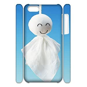ALICASE Design Diy hard Case Smile Face For Iphone 4/4s [Pattern-1]