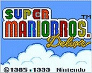 Super Mario Bros. Deluxe (Renewed)