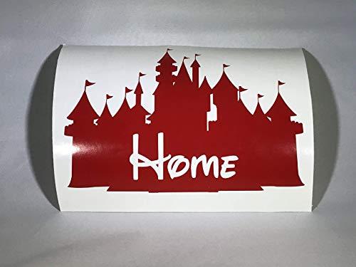 Home Castle - WDW Castle - Multiple Colors Avaliable - Castle Home