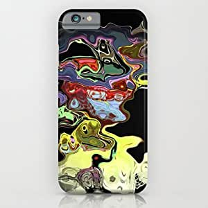 Society6 - Another Head Running Crazzyyy iPhone 6 Case by Pia Schneider [atelier COLOUR-VISION]