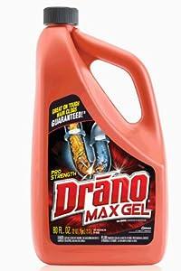 Amazon Com Drano Max Gel Clog Remover 80 Ounce Health