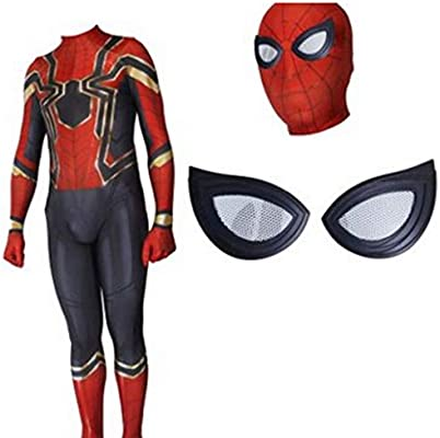 HYYSH Spiderman Adultos COS Ropa Pantalones Deportivos Chándal ...