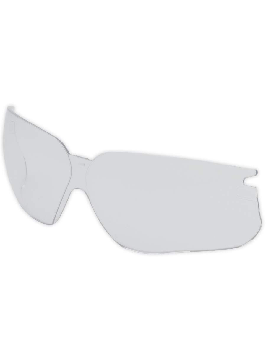 Uvex S6913X Genesis Replace Lens Without Anti-Fog Coating, Capacity, Volume, Glass, Standard, Gray
