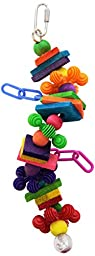 Super Bird Creations Twisted Fun Toy for Birds