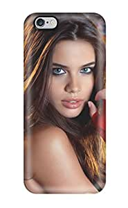 Hot Snap-on Sara Sampaio Age Hard Cover Case/ Protective Case For Iphone 6 Plus by mcsharks