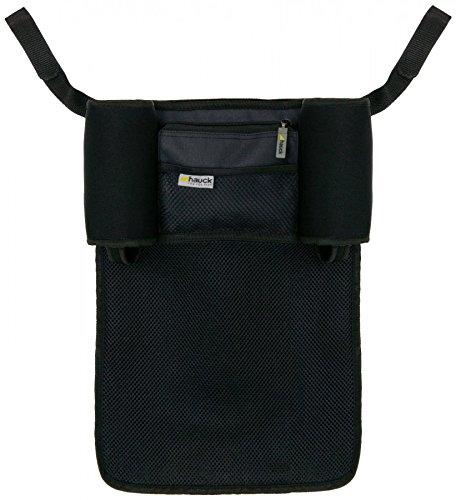 Hauck Store Me - Bolsa de almacenaje para carrito, organizador para cochecito de bebé de almacenamiento, color antracita: Amazon.es: Bebé