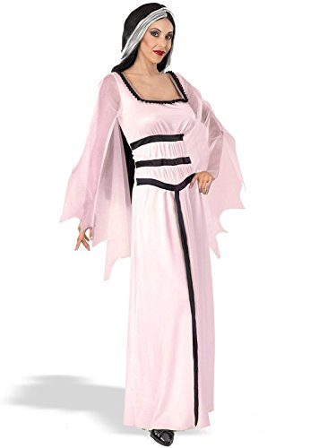 Munsters, Lily Costume Dress, Light Pink, Standard -