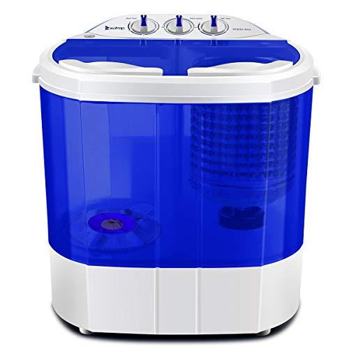 ROVSUN zokop 10 LBS Portable Washing Machine with Twin Tub E
