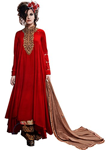 Sapphire Fashions Women Indian Pakistani Ethnic Designer Anarkali Salwar Kameez Suit