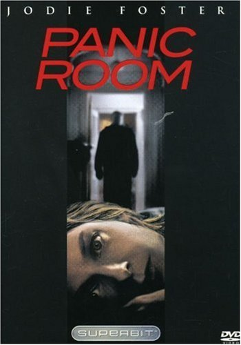 Panic Room (Superbit Collection) by Jodie Foster (Panic Dvd)