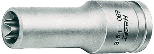 HAZET 880Lg-E10 Torx-Steckschl/üssel-Einsatz
