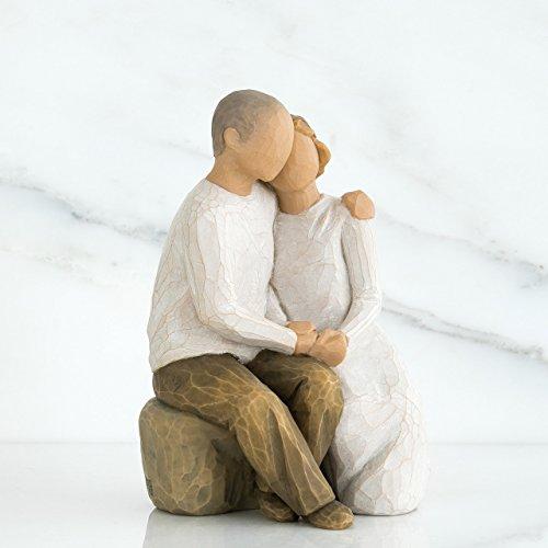 Willow Tree hand-painted sculpted figure, Anniversary by Willow Tree (Image #2)
